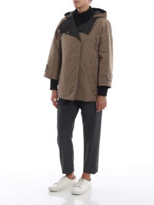 BRUNELLO CUCINELLI: giacche casual online - Giacca in tecno taffetà leggermente imbottita