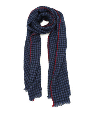 Brunello Cucinelli: scarves - Cashmere and alpaca warm scarf