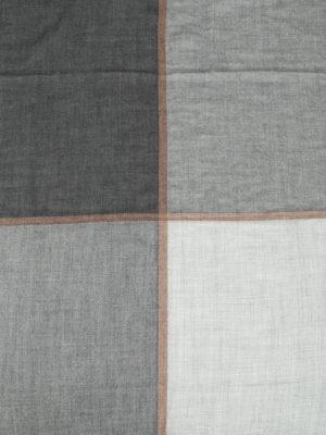 Brunello Cucinelli: scarves online - Karakorum cashmere and silk scarf