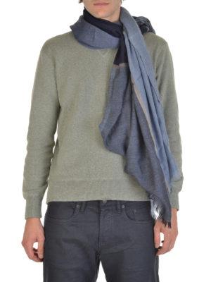 Brunello Cucinelli: scarves online - Karakorum cashmere blend scarf