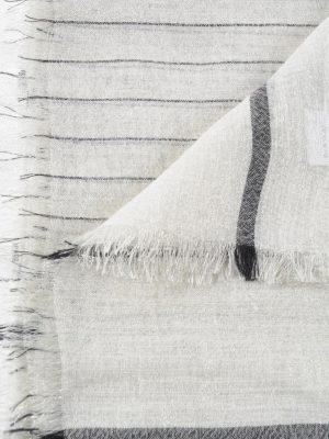 Brunello Cucinelli: scarves online - Lamé scarf