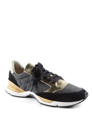 Brunello Cucinelli: trainers online - Embellished running sneakers
