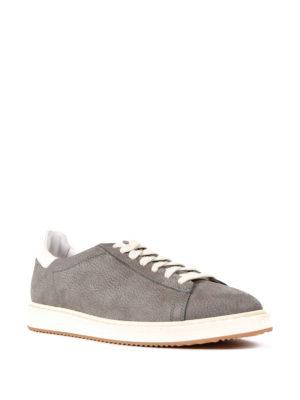 Brunello Cucinelli: trainers online - Nubuck sneakers