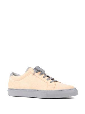 Brunello Cucinelli: trainers online - Suede sneakers