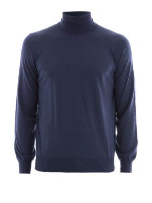 Brunello Cucinelli: Turtlenecks & Polo necks - Wool and cashmere blend turtleneck