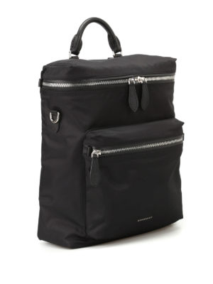 Burberry: backpacks online - Donny black backpack