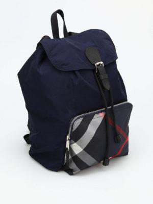 Burberry: backpacks online - Packaway nylon backpack