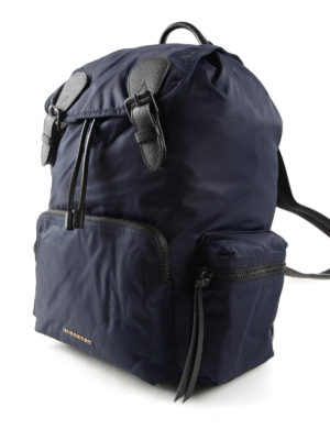 Burberry: backpacks online - Showerproof nylon backpack