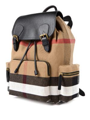 Burberry: backpacks online - The Rucksack backpack