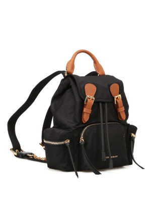 Burberry: backpacks online - The Rucksack nylon small backpack