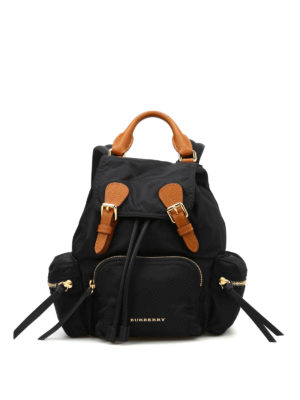 Burberry: backpacks - The Rucksack small