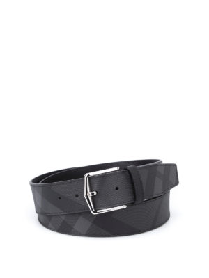 Burberry: belts - Joe London Check belt