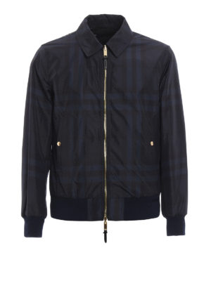 Burberry: bombers - Carlford reversible bomber