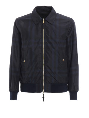 Burberry: bombers - Carlford reversible jacket