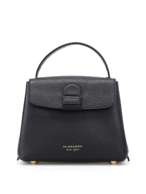 Burberry: bowling bags - Camberley small bowling bag
