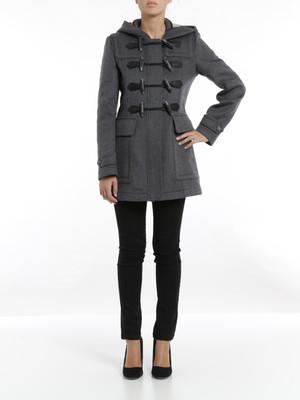 Burberry Brit: knee length coats online - Blackwell coat