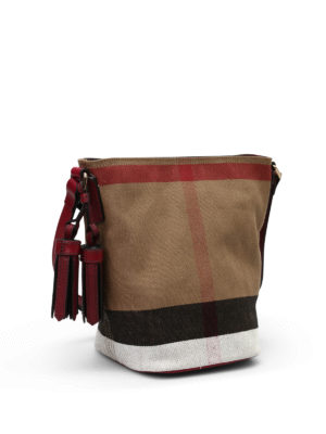 Burberry: Bucket bags online - Mini Ashby bucket bag