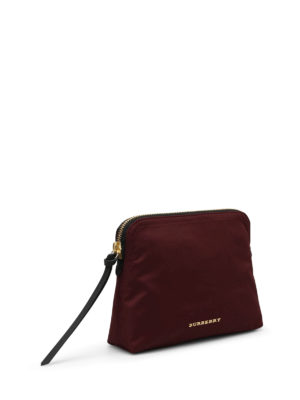 Burberry: Cases & Covers online - Nylon small pouch