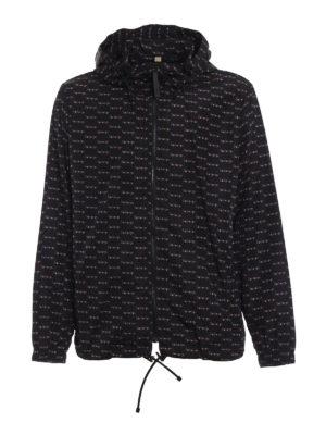 BURBERRY: giacche casual - Giacca antivento Heaton