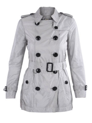 Burberry: casual jackets - Kerringdale trench jacket