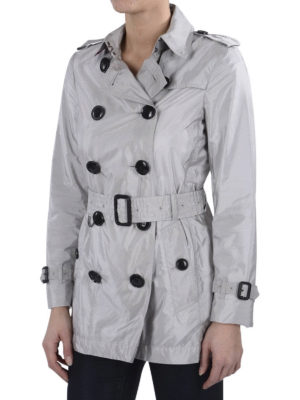 Burberry: casual jackets online - Kerringdale trench jacket