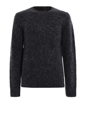 Burberry: crew necks - Rossan warm crew neck pullover