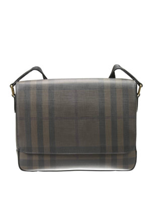 Burberry: cross body bags - Edgware messenger bag