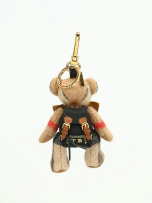 Burberry: key holders online - Thomas with backpack key holder