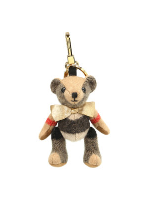 Burberry: key holders - Thomas with backpack key holder