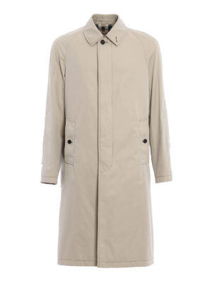 Burberry: knee length coats - Trench style coat