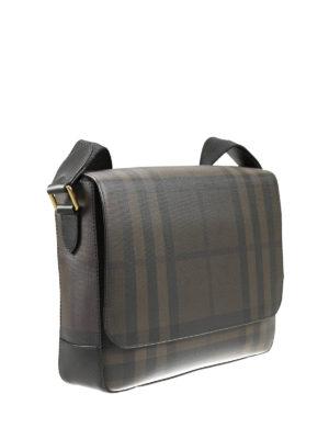 BURBERRY: borse a tracolla online - Borsa messenger Edgware