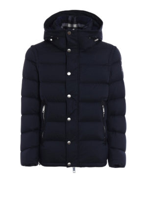 Burberry: padded jackets - Hartley quilted down padded jacket