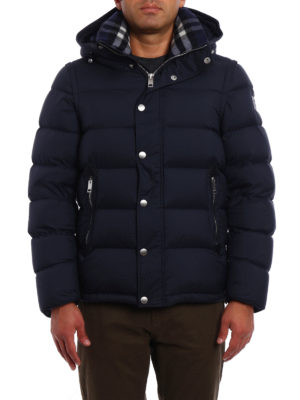 Burberry: padded jackets online - Hartley quilted down padded jacket