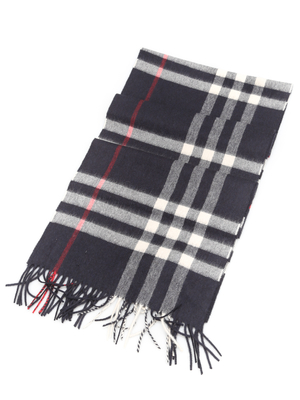 Burberry: scarves online - Cashmere Check scarf