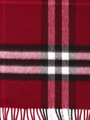Burberry: scarves online - Classic cashmere scarf