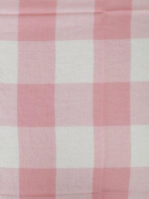 Burberry: scarves online - Sheer Mega Check scarf