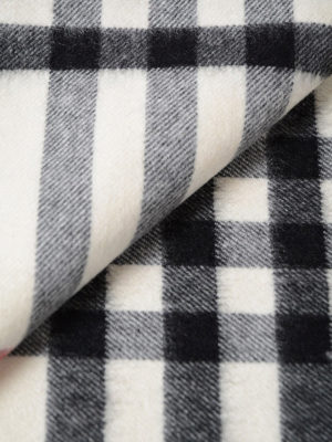 Burberry: scarves online - Tartan cashmere scarf
