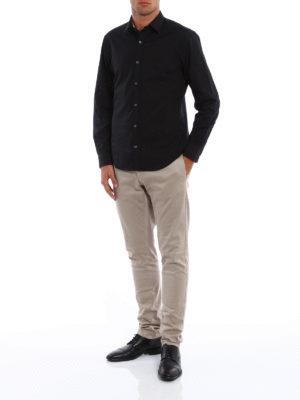 Burberry: shirts online - Cambridge cotton shirt