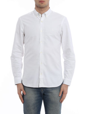 Burberry: shirts online - Strangford cotton b/d shirt