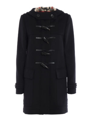 Burberry: short coats - Baysbrooke duffle coat