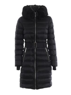 BURBERRY: cappotti corti - Cappotto imbottito e trapuntato Limehouse