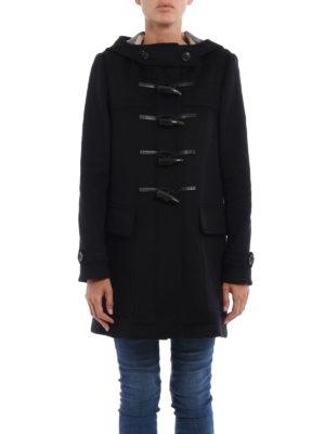 Burberry: short coats online - Baysbrooke duffle coat