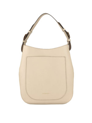 Burberry: shoulder bags - Leather shoulder bag