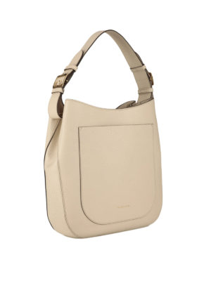 Burberry: shoulder bags online - Leather shoulder bag