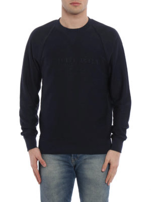 Burberry: Sweatshirts & Sweaters online - Coleford cotton sweatshirt