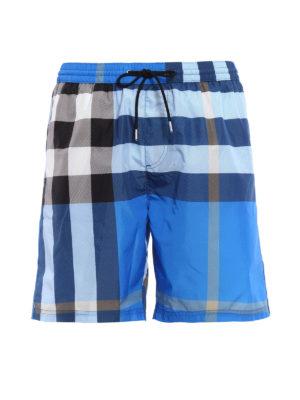 Burberry: Swim shorts & swimming trunks - Gowers swimming shorts