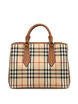 Burberry: totes bags - Ballingdon medium tote
