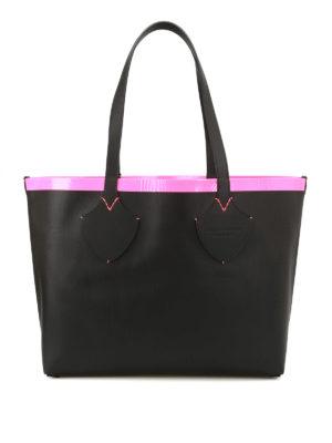 Burberry: totes bags - Medium Giant reversible tote