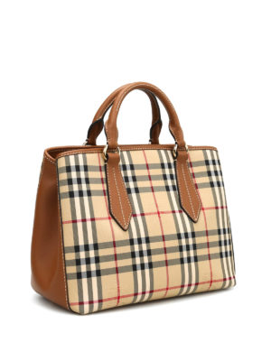 Burberry: totes bags online - Ballingdon medium tote