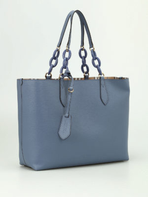 Burberry: totes bags online - Haymarket reversible tote